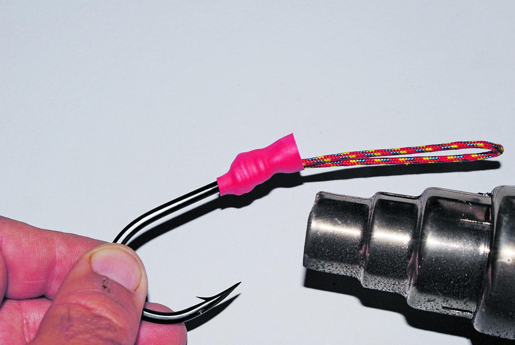 Tech Tricks: Popper head hook