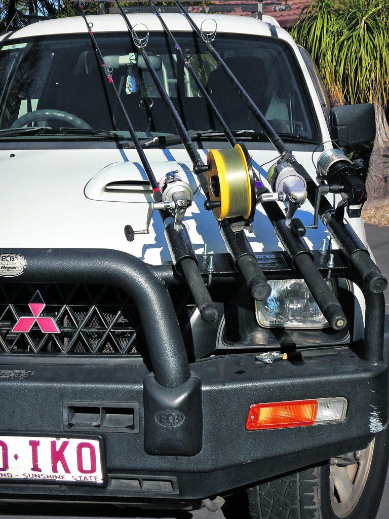 Tech Tricks Bullbar Rod Holders Getting Legal