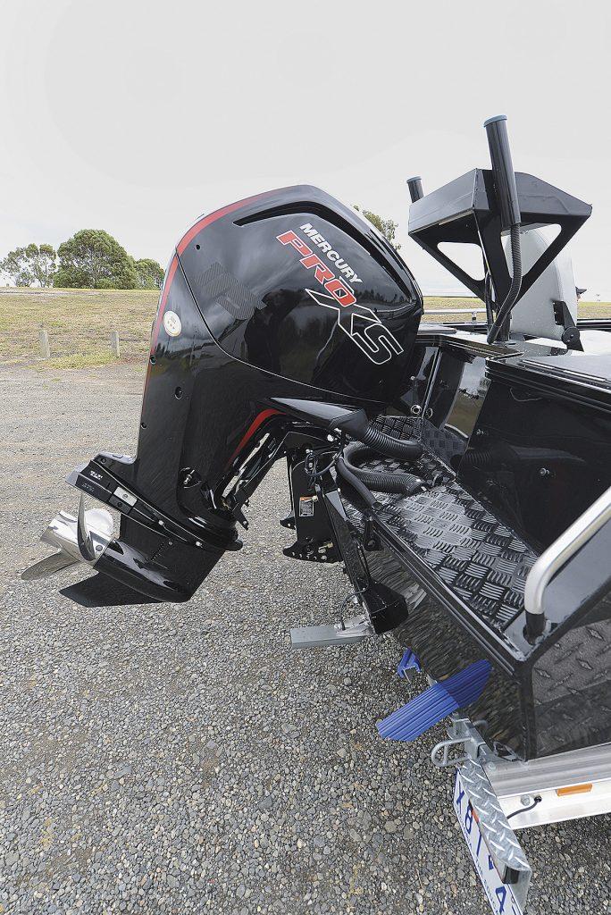Mercury 115 Pro Xs Top Speed